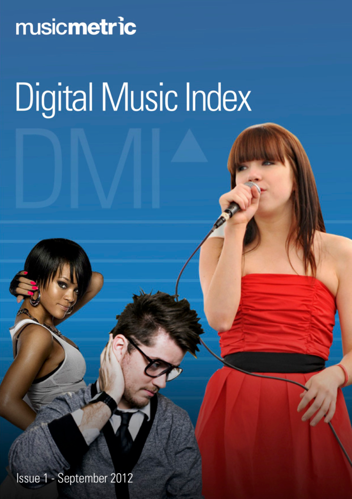 Musicmetric DMI Cover